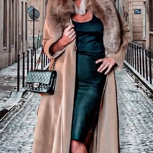 Chanel Lambskin Medium Classic bag